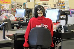Wilko Oakham Employ The Most Scary Staff