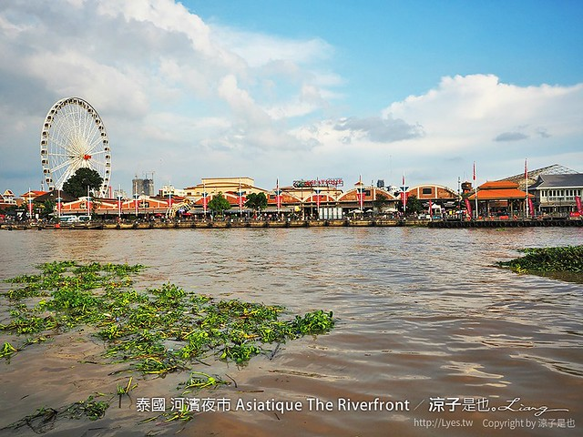 泰國 河濱夜市 Asiatique The Riverfront 45