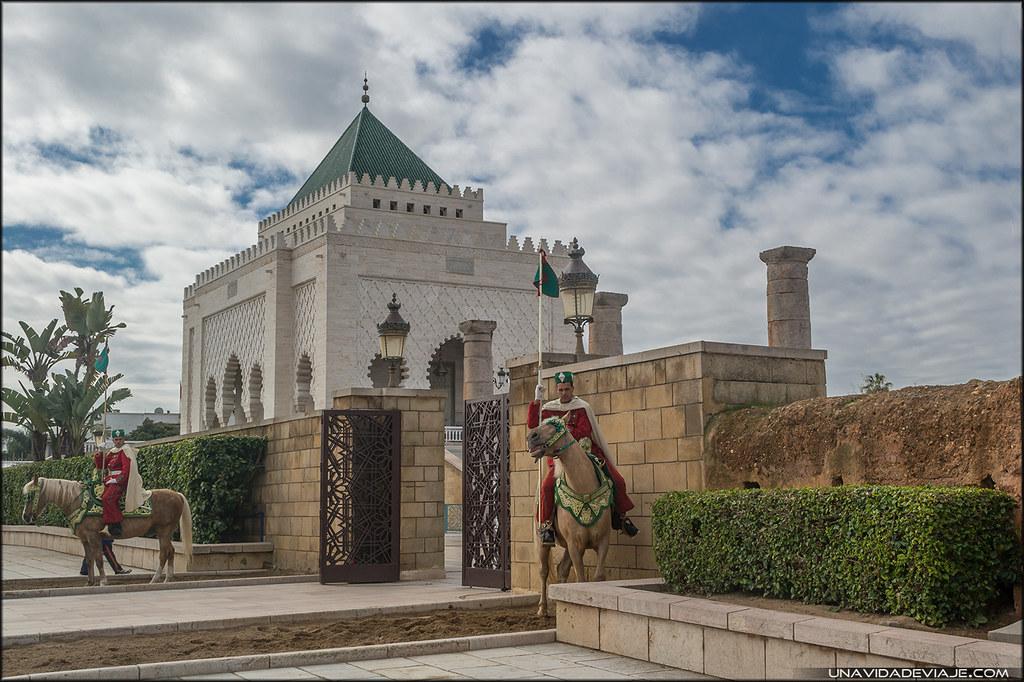 Rabat Tumba Mohamed V