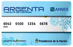 baja tarjeta argenta