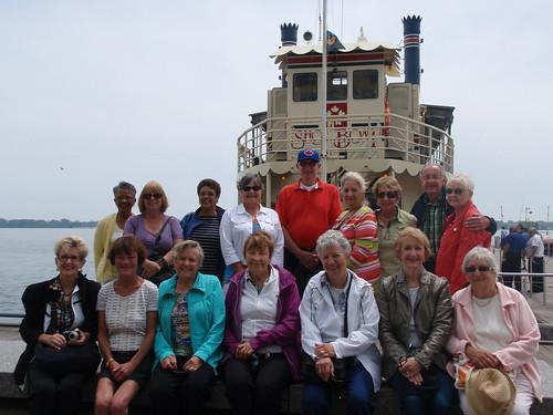 2014 Toronto Harbour Cruise