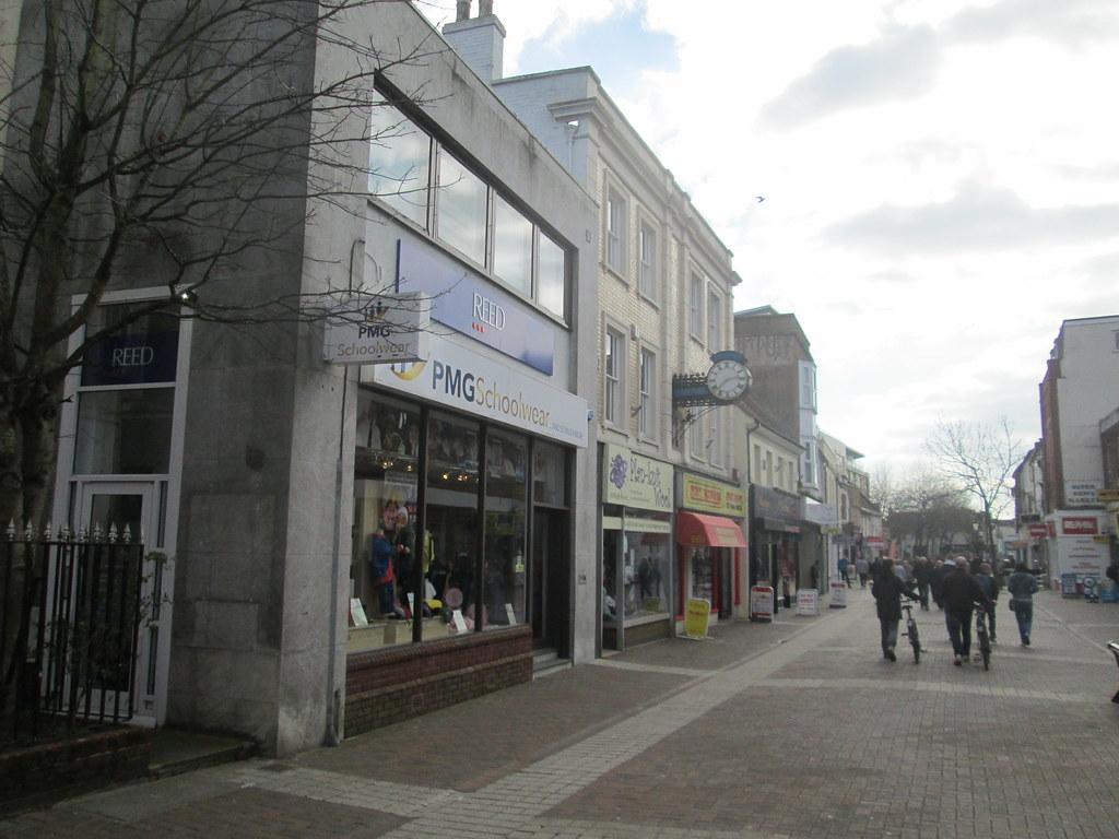 Poole: High Street
