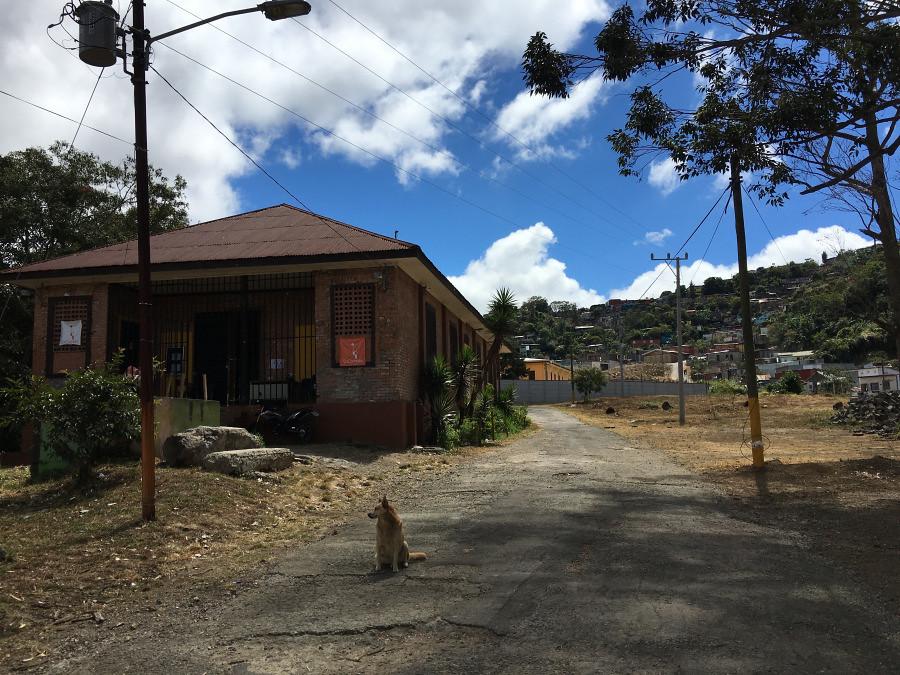 Ching, Anita; Costa Rica - Primera semana de clases y viajes!, La Cometa