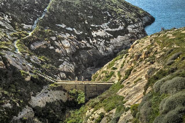 Gozo stroll, the Maltese Islands