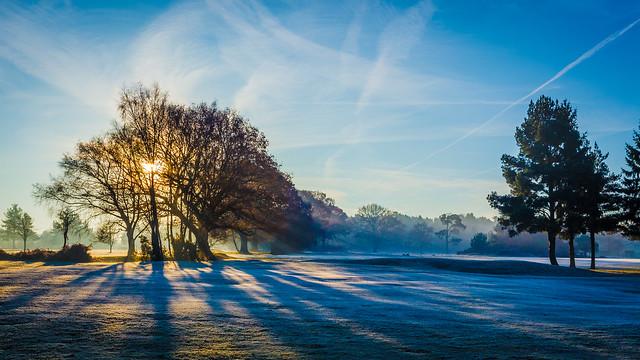 Misty Morning, Canon EOS 5D MARK II, Canon EF 17-40mm f/4L