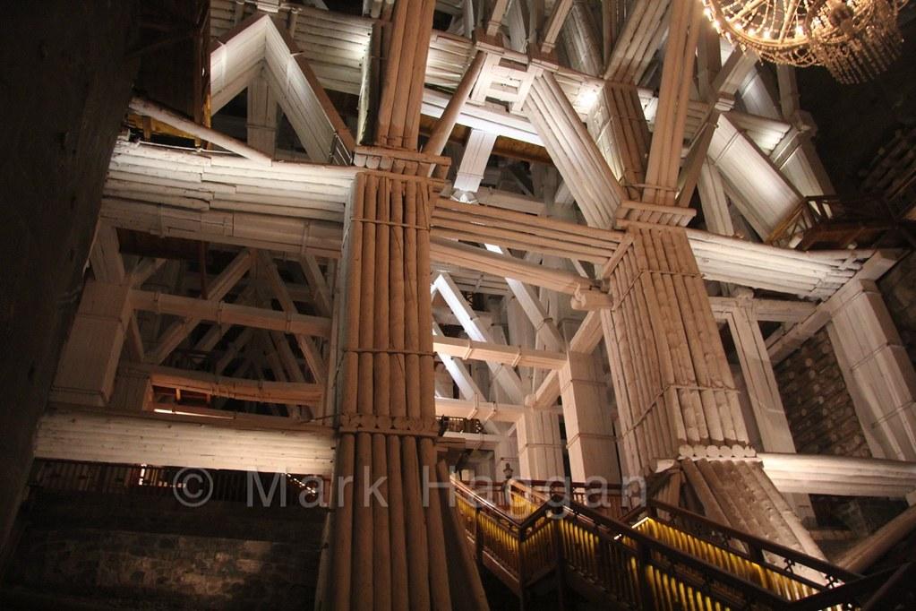 Wieliczka Salt Mine, Krakow