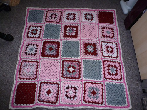 Raspberry Ripple by Lisa and friends