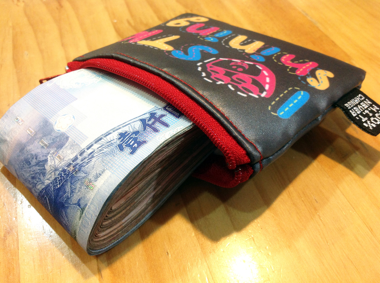 stack-shining-防水零錢包-03