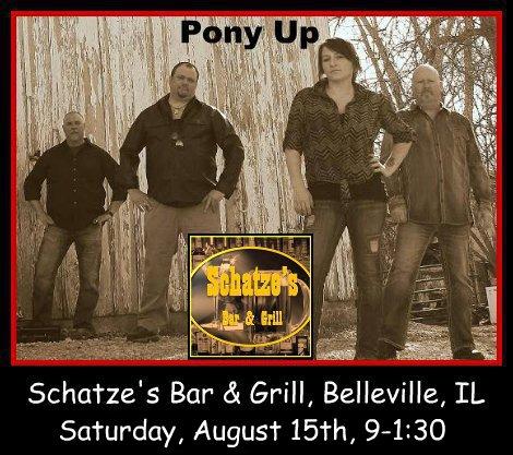 Pony Up 8-15-15