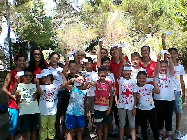 olimpiadi della croce rossa