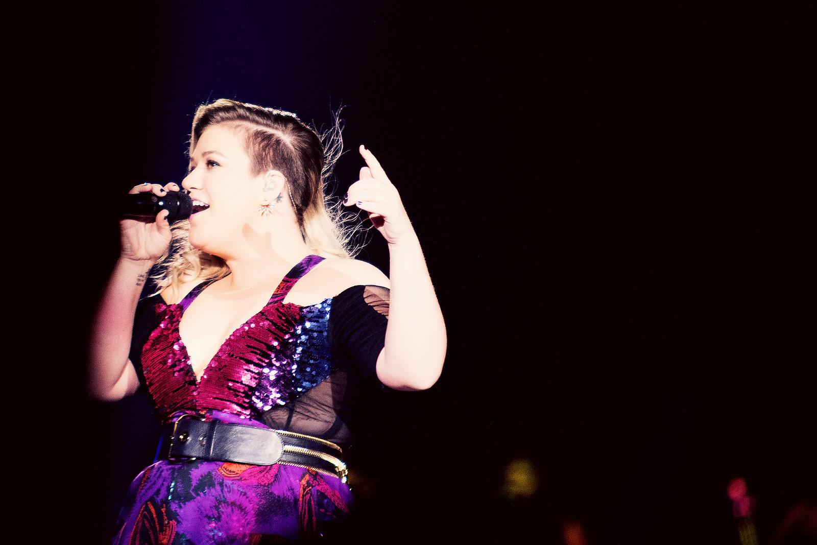 Kelly Clarkson - Denver concert 2015