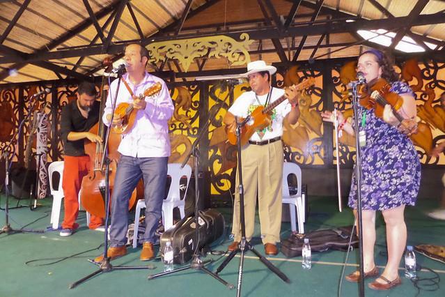 Rainforest World Music Festival 2015-Son-de-Madera
