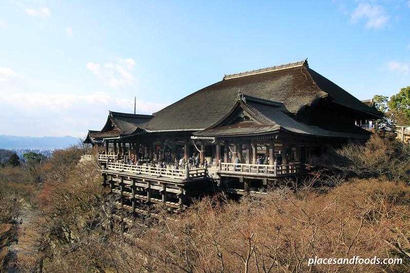 kiyomizudera landscape