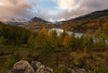 Silver Jack Reservoir at Sunrise by Ryan C Wright