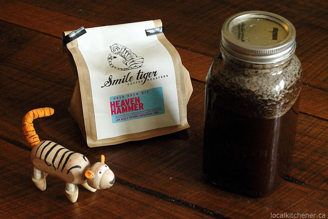 Smile Tiger Coffee (and a Giveaway!)