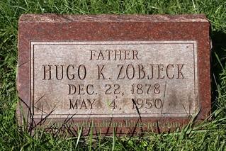Zobjeck, Hugo