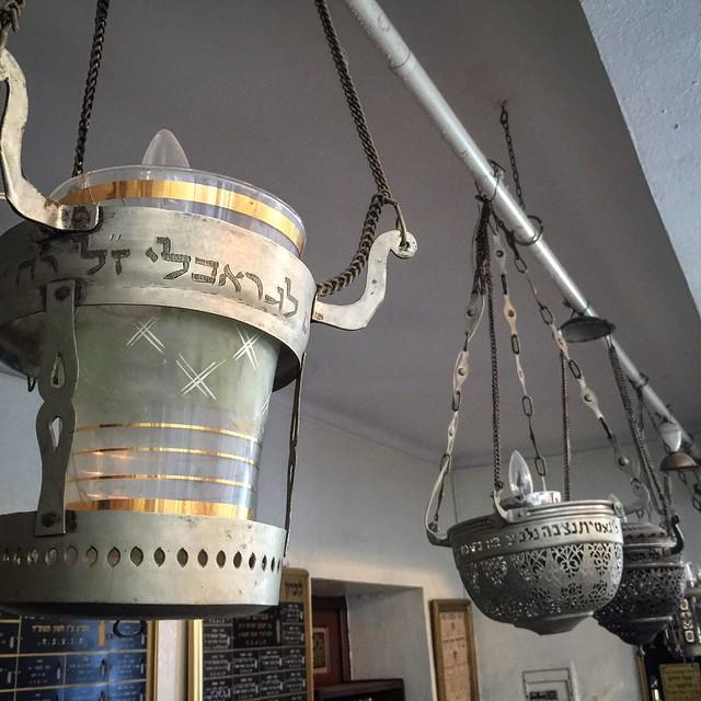 Synagogue Lamps