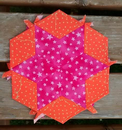 Hexagon star #16