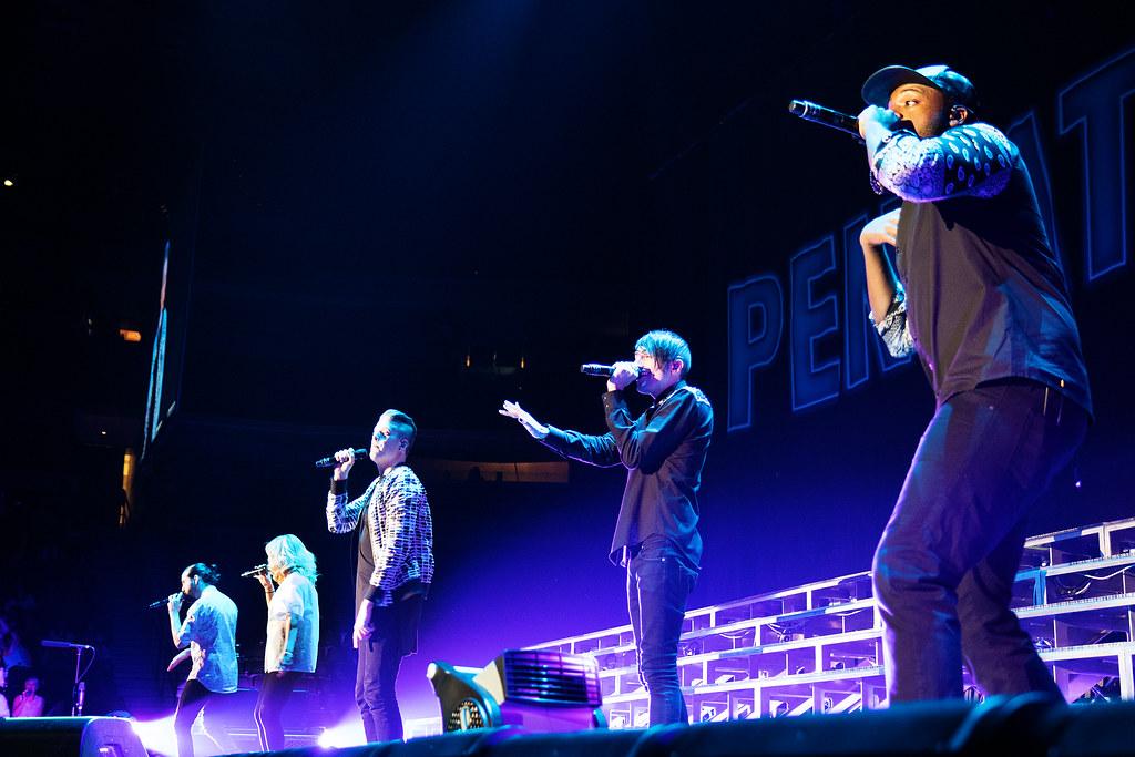 Pentatonix - opening for Kelly Clarkson, Denver