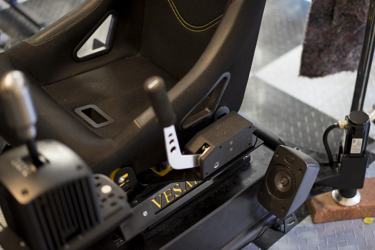 DIY Handbrake Mount - Sim Racing Rigs / Cockpit
