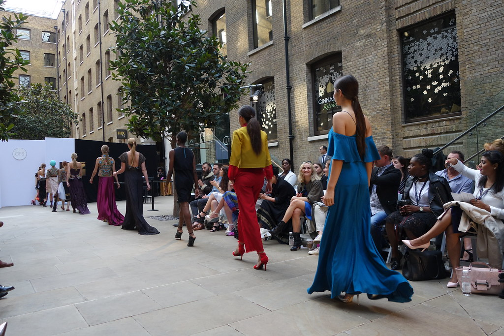 Merce, Oxford Fashion Studios, London Fashion Week SS16, Devonshire Square