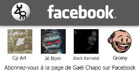 Page Facebook de Gaël Chapo