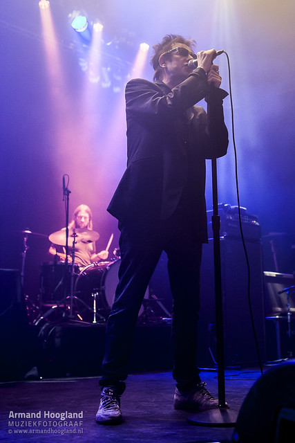 Echo & the Bunnymen @  Patronaat