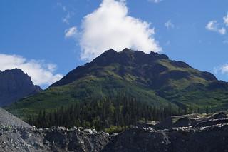038 Op de gletsjer