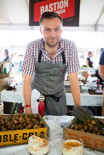 Pinewood Social's Chef Josh Habiger