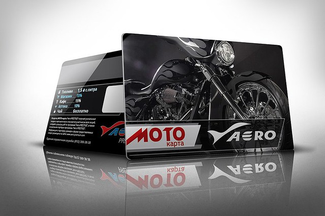 Мотокарта AERO-PRESTIGE