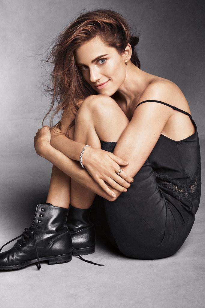Эллисон Уильямс — Фотосессия для «Harper's Bazaar» 2015 – 1