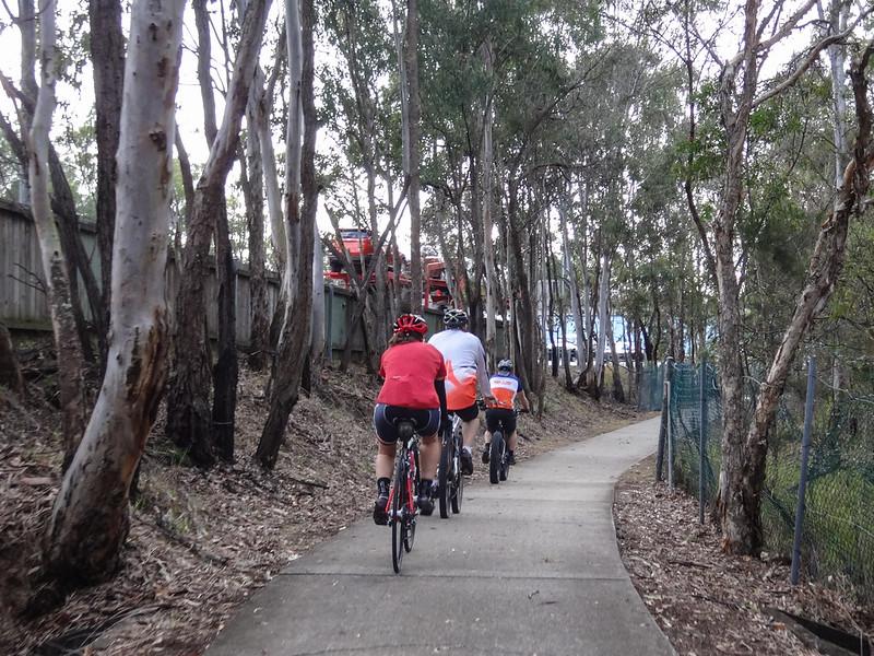 Deagon Deviation Bikeway