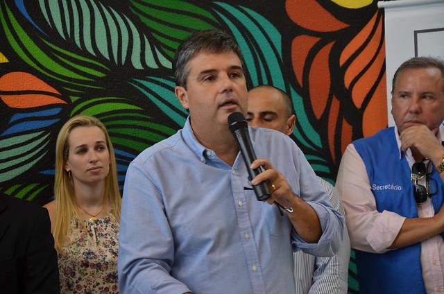 Inauguração da sede do Parque Estadual do Cunhambebe