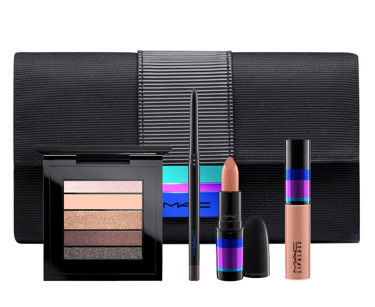 HOLIDAY 2015 Exclusive Bags Enchanted Eve Lip Eye Bag Copper_72