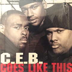 C.E.B.:GOES LIKE THIS(JACKET A)