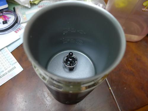 Nespresso 奶泡機