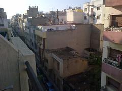Maarif streetscape