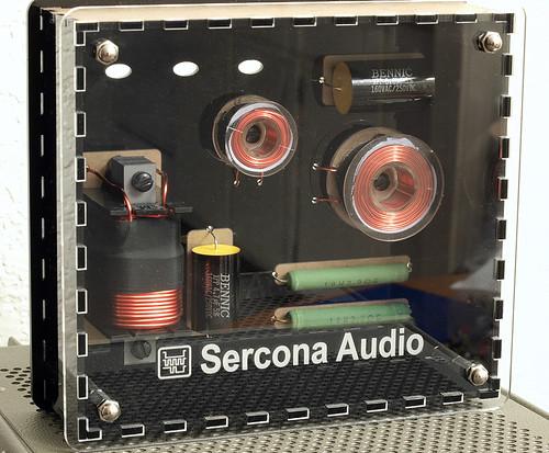 DIY: zaph audio Seas L18 passive crossover