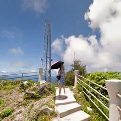 KD's World Tour - Mt. Tapochao, Saipan