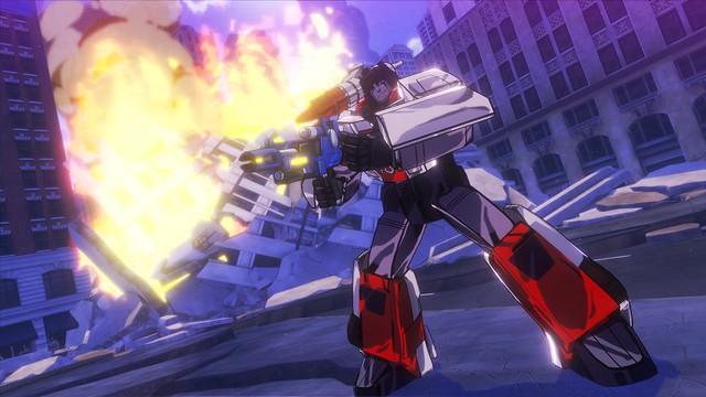 Transformers Devastation DLC