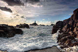 Stormy Afternoon at Corbiere