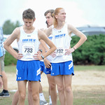 Dreher HS XC at State Finals 11-7-2015