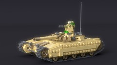 Unmanned Tank