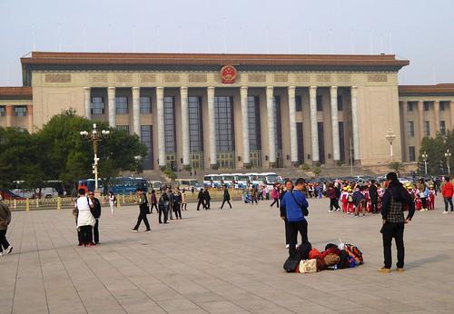 27 Plaza Tiananmen en Pekin