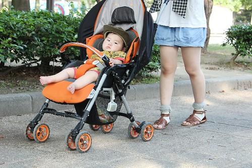 赤ちゃん日焼け対策