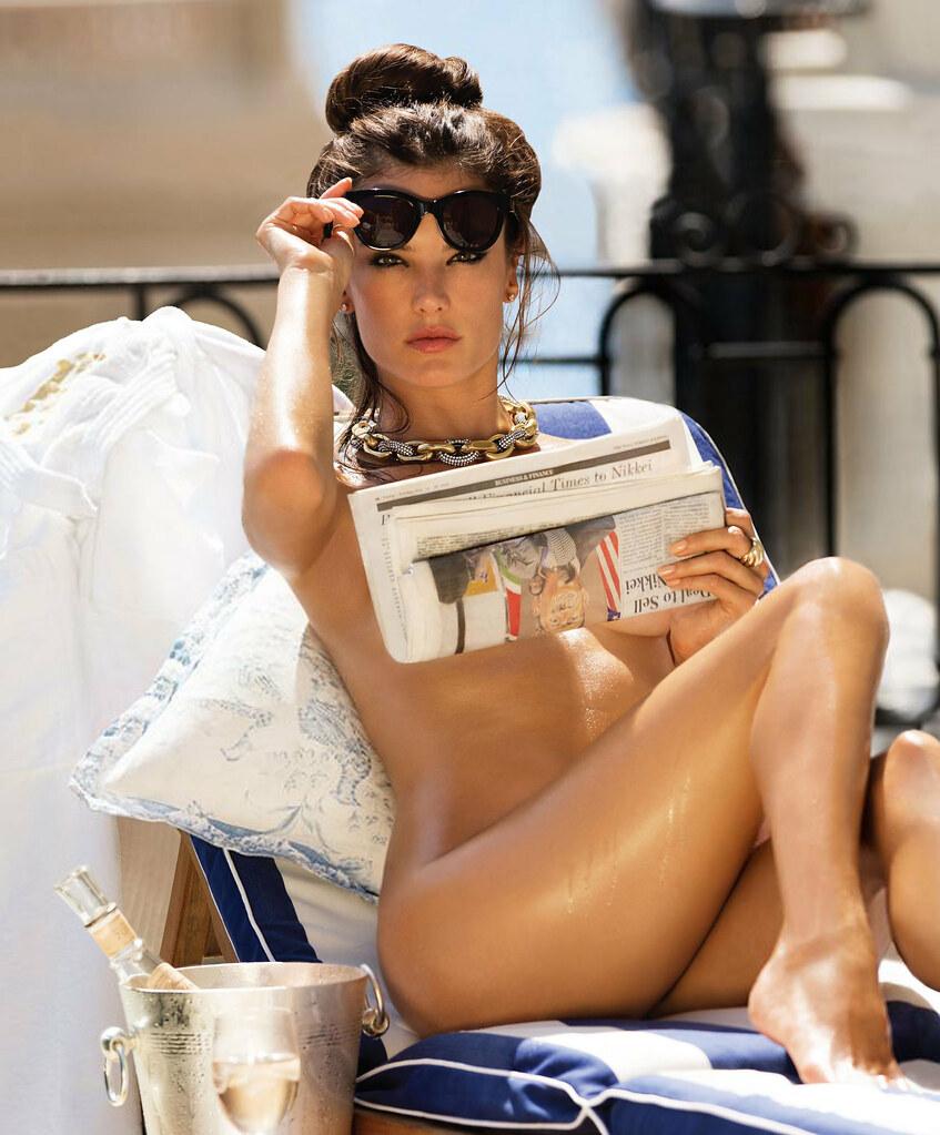Алессандра Амбросио — Фотосессия для «Maxim» 2015 – 10