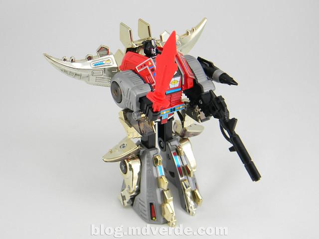 Transformers Snarl G1 - modo robot
