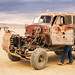 DSC05447 - Rusty Truck - Burning Man 2016