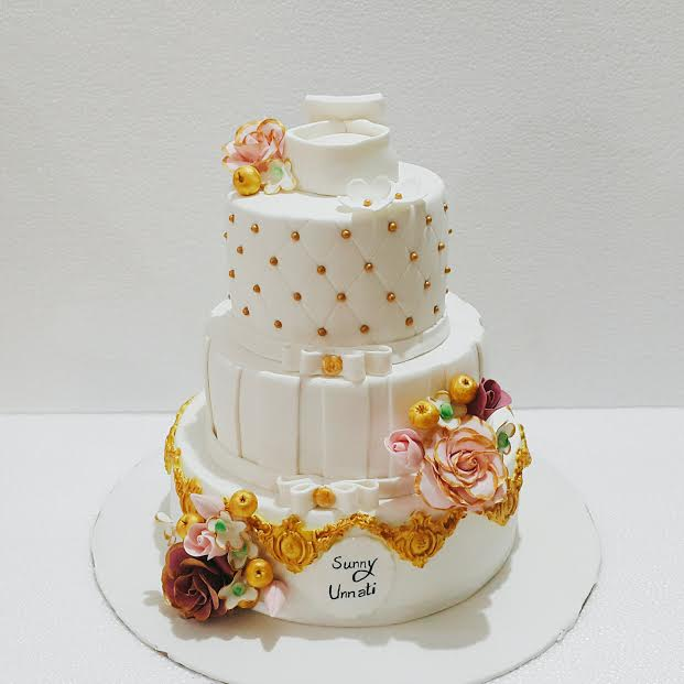 Cake by Urvi's Creamy Creations