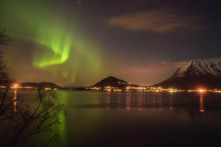 Norskem na skialpech - Romsdal
